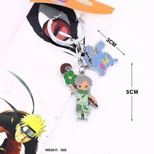 Naruto Yagura & Summoning monster metal keychain cute gift key chain new