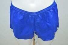 PUMA SHORT DE COURSE GAY NYLON RETO VINTAGE M BLEU