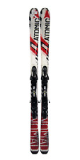 Atomic Nomad Whiteout 171 cm Skis with XTO 10 Bindings White/Red/Black - V