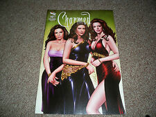 NEW Charmed Comic book #0 first issue holly marie combs as piper halliwell