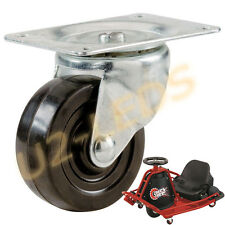 Razor Crazy Cart Scooter Front Caster Roller Wheel Replacement Parts -Left/Right