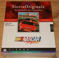 Nascar racing incl. 7 bonus-estirar-sierra Originals (PC, 1996,box)! nuevo!