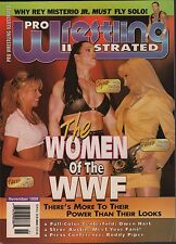 Pro Wrestling Illustrated November 1999 Chyna, Debra, Terri EX 011916DBE