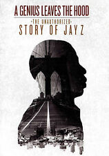 A Genius Leaves the Hood: The Unauthorized Story of Jay Z (DVD, 2015)