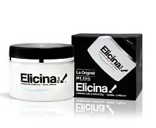 SET OF 3pcs ELICINA PLUS SNAIL CREAM CREMA DE CARACOL 40G #da