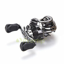11 BB 6.3:1 Right Hand Baitcasting Fishing Reel Bait Casting Baitcast Black DMK