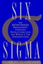 Six Sigma:  The Breakthrough Management Strategy Revolutionizing the World's Top