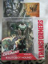 Transformers Movie Age of  extinction   autobot hound and crosshairs  figures