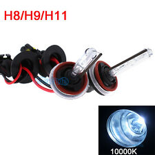 H11 10K Xenon Gas HID Light Blue Replacement Fog Light/Bulb For Cadillac Ford YR