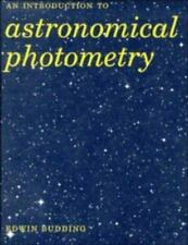 Introduction to Astronomical Photometry-ExLibrary