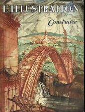 L'illustration - Construire -