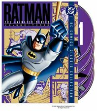 BATMAN : THE ANIMATED SERIES Volume 3 (DC)  -  DVD - UK Compatible - New sealed
