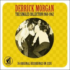 Derrick Morgan - The Singles Collection 1960-1962 (2CD 2014) NEW/SEALED