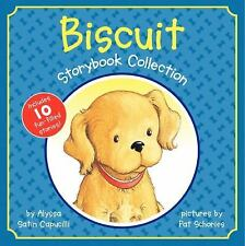 Biscuit Storybook Collection by Alyssa Satin Capucilli (2004, Hardcover) NEW