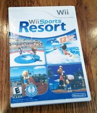 Wii Sports Resort (Nintendo Wii 2011).  Used, in very good condition