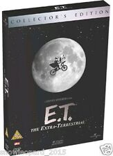 E.T. THE EXTRA TERRESTRIAL DVD 3 Disc Collector Edition ET Spielberg Original UK