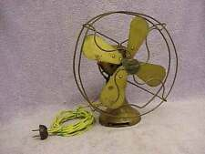 Rare Electric Fan Type 44C Northwind Circa 1940s Works Good Free Ship