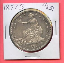1877-S T$1 Trade Dollar. Uncirculated. Lot#203