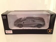 Lambourghini Reventon Grey 1:43 Scale Rastar 34900 New