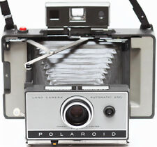 Polaroid 230 Instant Film Folding Camera Made in USA 1960s Fully Operational