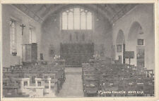 St. John's Church Interior, WEST BAY, Dorset
