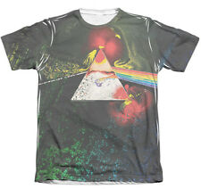 PINK FLOYD-DARK SIDE-MENS SUBLIMATED VINTAGE LOOK X-LARGE T-SHIRT