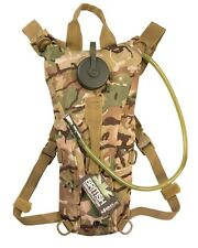 New BTP CamouflageCamelbak Style Hydration Pack System ARMY Airsoft Tactical