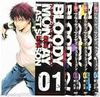 BLOODY MONDAY LAST SEASON 1-4 COMIC COMPLETE SET RYUMON RYO JAPANESE MANGA BOOK