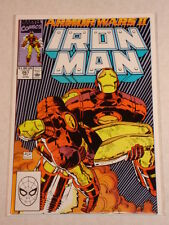 IRONMAN #261 VOL1 MARVEL ARMOUR WARS 2 BYRNE SCRIPT OCTOBER 1990