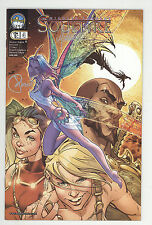 Soulfire (2004) #4C Signed by Michael Turner & Peter Steigerwald no COA VF/NM