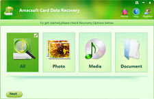 Amacsoft Card Data Recovery