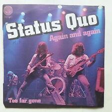 STATUS QUO Again and again 6173 584