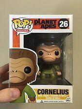 Cornelius Funko Pop! Planet of the Apes  #26 Movies Vinyl Figure NEW Vaulted