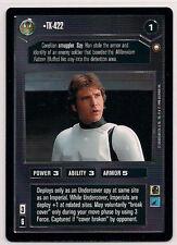 Star Wars CCG SE LS RARE TK-422