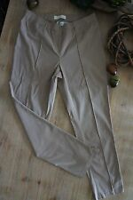 AlessaW. Collection * Stoffhose * Bundfaltenhosen * Sand Beige * Gr 44