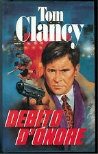 CLANCY TOM DEBITO D'ONORE EUROCLUB 1995 THRILLER GIALLI