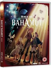 Rage Of Bahamut Genesis Complete Series Collection DVD New & Sealed ANIME Manga