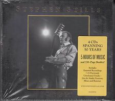Stephen Stills - Carry On, 4 CD Box Set Neu