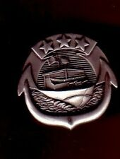 US Navy Enlisted Small Craft  badge