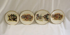 Vtg. Set of 4 Lancaster & Sandland Ltd SANDLAND WARE Small Dishes~Hanley ENGLAND