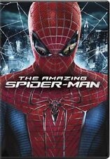 The Amazing Spider-Man (+ UltraViolet DC) [DVD] [2012] NEW!