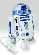 F/S STAR WARS R2-D2 4 port USB HUB USB3.0 import from Japan New R2 D2