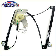 BRAND NEW FRONT DRIVER SIDE POWER WINDOW REGULATOR FOR 97-03 BMW 5 SERIES