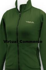 Brookstone Volt Heat Heated Lightweight Coastal Warm Jacket Women's XS Green