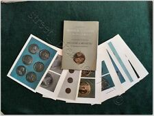 16 postcards Medals and Coins of the Petrine Epoch PRINTED IN THE USSR old jetto