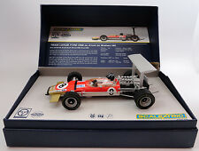 Scalextric Legends Team Lotus Type 49B Graham Hill Gold Leaf 1/32 Slot CarC3543A