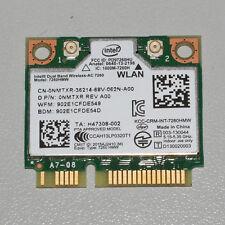 Intel Dual Band Wireless-AC 7260 7260HMW 802.11AC BT4.0 Mini PCIe Wifi Card