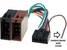 JVC kd-avx1, avx11, avx111, avx33,44,77 CABLAGGIO GUAINA 16 pin iso wire lead