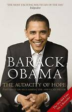 The Audacity of Hope: Thoughts on Reclaiming the American Dream by Obama