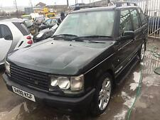 2000 Land Rover Range Rover 4.6 V8 auto Vogue STARTS+DRIVES SPARES OR REPAIRS